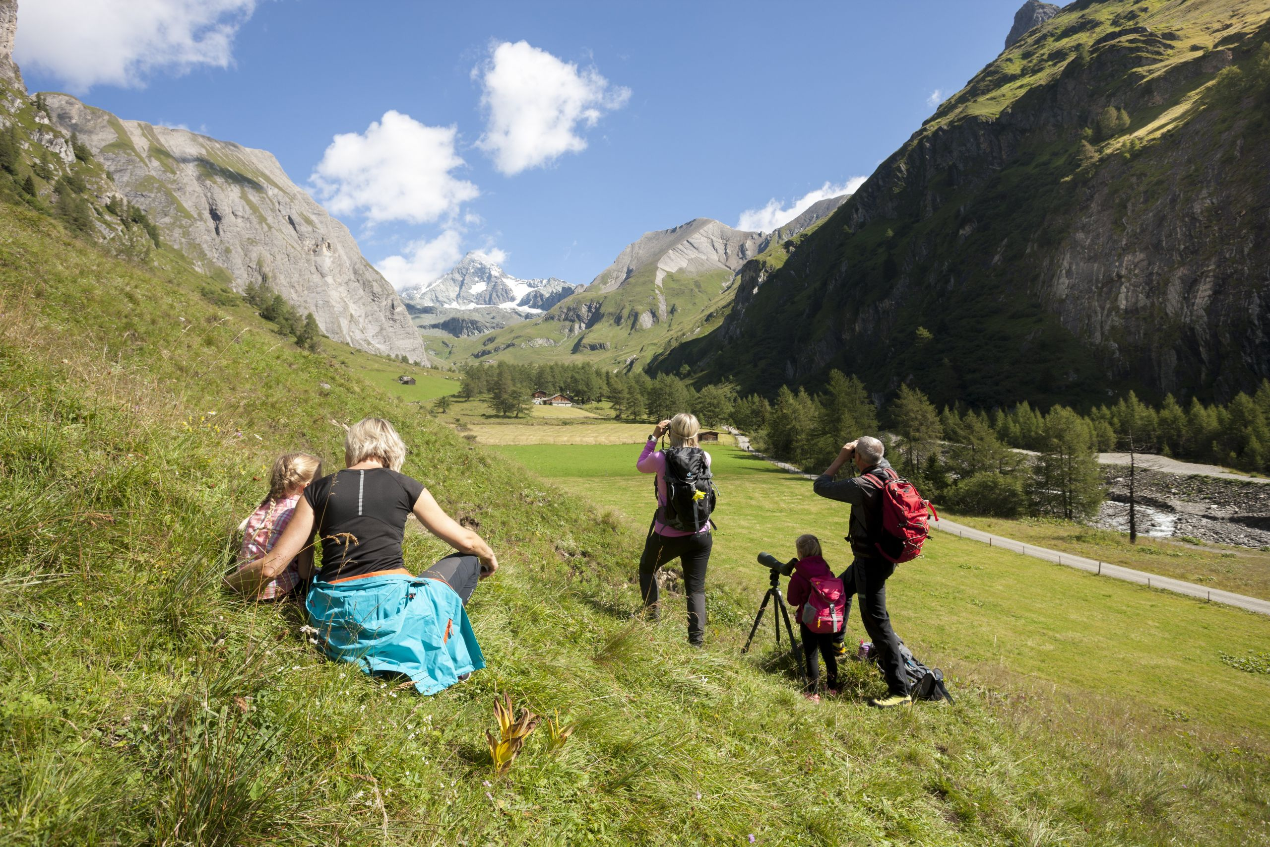Nature Watch, Kals am Großglockner, © Nationalpark Hohe Tauern Osttirol, Martin Lugger