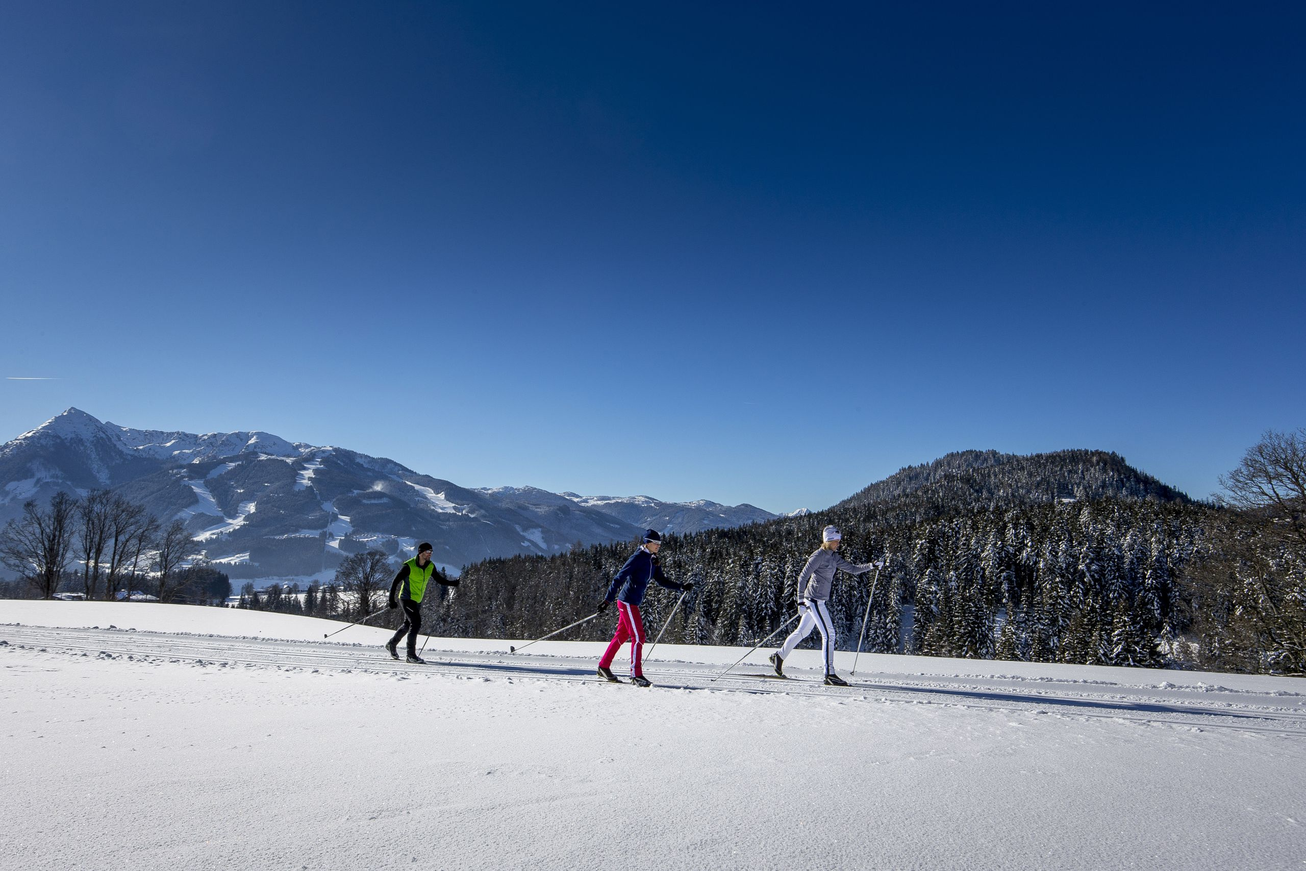 Cross Country Ski Holidays, Langlaufen in Ramsau am Dachstein, © Tom Lamm