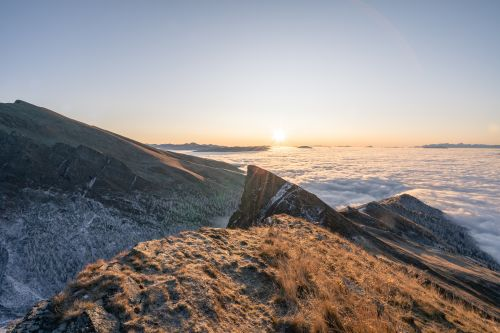 Wolkenmeer, Nationalpark Hohe Tauern, Christopher Kemperle
